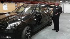 Automatic Electric Power Side Steps For Porsche Cayenne