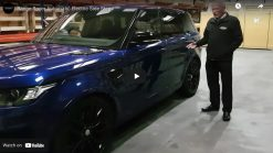 Automatic Electric Power Side Steps For Range Rover Sport