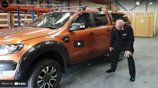 Automatic Electric Side Steps For Ford Ranger