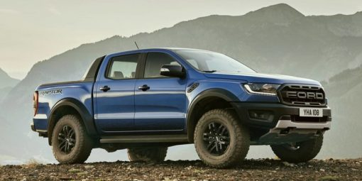 Ford Ranger Raptor Top Up Cover Tonneau Lid