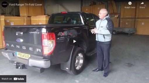 Ford Ranger Tri-fold Cover