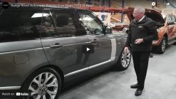 Automatic Electric Power Side Steps For Range Rover