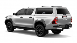Toyota Hilux Avantgarde Hardtop With Central Locking