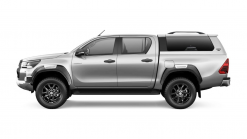 Toyota Hilux Avantgarde Hardtop Incorporating The Highest Level Security Package Plus 3 Door Alarm And Central Locking