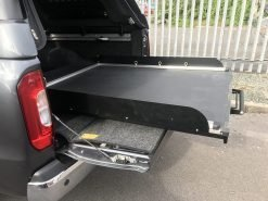 Mercedes-Benz X-Class Sliding Floor Tray