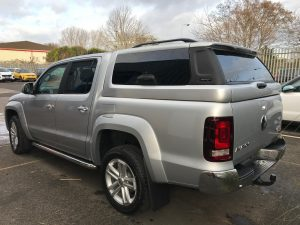 New VW Amarok Hardtops 2018 Model Avantgarde Incorporating The Highest Level Security Package Plus 3 Door Alarm And Central Locking