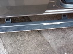 Audi Q7 Electric Side Steps