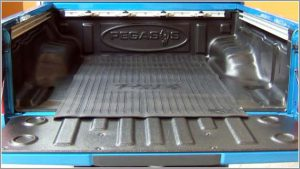 Ford Ranger And Mazda BT50 Underail Bed Liners.