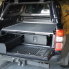 Ford Ranger Twin Drawer With Sliding Cargo Tray