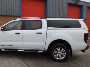 Ford Mk5 New Ranger Avantgarde Glazed Hardtop With Central Locking