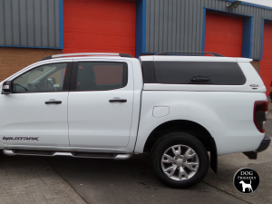 Mk5 Ford Ranger Avantgarde Glazed Hardtop Canopy With Central Locking