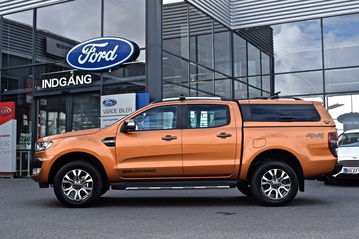 Ford Ranger Hard Top Ford Ranger 2012 On Alpha Type E Hard Top 4x4