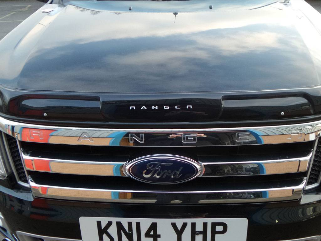 Ford Ranger MK5 Bonnet Guard