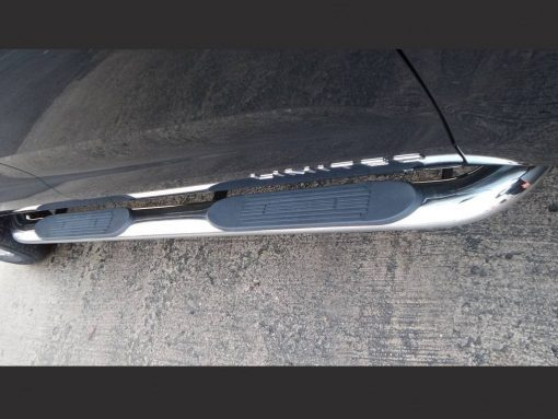 Ford Ranger Stainless Steel Side Steps