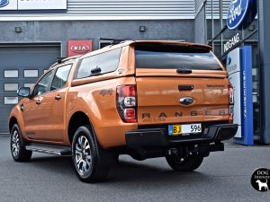 Ford Ranger MK6 Avantgarde Glazed Hardtop Canopy With Central Locking