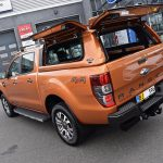 ford ranger mk6 avantgarde hardtops uk canopy central locking 3 Pegasus 4x4