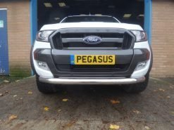 New Ford Ranger MK6 Front Protection Bars
