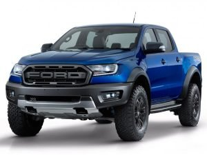 Ford Ranger Raptor Avantgarde Hardtop Incorporating The Highest Level Security Package Plus 3 Door Alarm And Central Locking