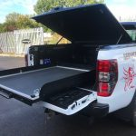 ford ranger sliding floor tray accessories Pegasus 4x4