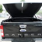 Mk5 & Mk6 Ford Ranger Sport Lid Tonneau Cover With OEM Styling Bars