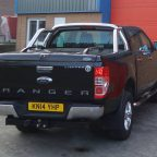 MK5 & MK6 Ford Ranger Sports Lid Tonneau Cover With Styling Bar