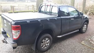 ford ranger super cab uk hardtops accessories tonneau lids 1 Pegasus 4x4