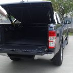 MK5 & MK6 Ford Ranger Top Up Cover Tonneau Lid With OEM Styling Bars
