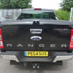 MK5 & MK6 Ford Ranger Standard Top Up Cover Tonneau Lid