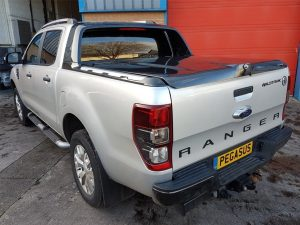 Ford MK5 & MK6 New Ranger Wildtrak Sports Lid