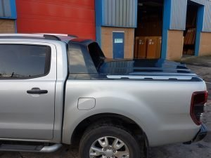 Ford Ranger Raptor Sports Lid Tonneau Cover