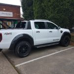 ford ranger wildtrak tonneau lid rear cover uk Pegasus 4x4