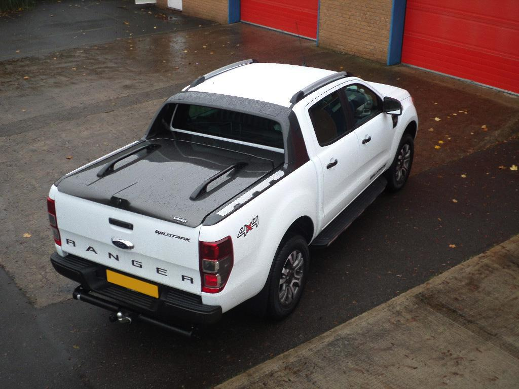 Ford MK5 And MK6 New Ranger Wildtrak Top Up Cover With Or Without Ford Styling Pack