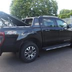MK5 And MK6 Ford Ranger Wildtrak Top Up Cover Tonneau Lid