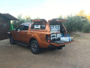 ford ranger hardtop canopy spain 1024x768 Pegasus 4x4