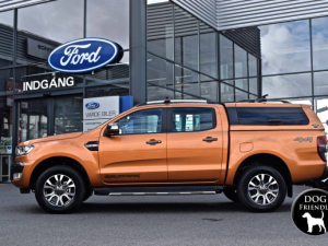 Ford Ranger Hardtops 2018 Model Avantgarde Hardtop Incorporating The Highest Level Security Package Plus 3 Door Alarm And Central Locking