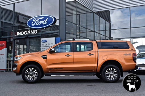 Ford Ranger Avantgarde Hardtop Incorporating The Highest Level Security Package Plus 3 Door Alarm And Central Locking