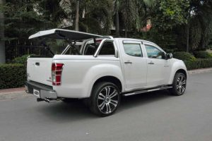 Isuzu D-Max Top Up Cover With Styling Bar