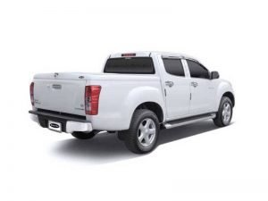 Isuzu D-Max Top Up Covers
