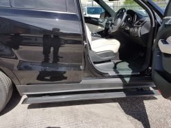 Automatic Electric Side Steps For Mercedes-Benz GLE