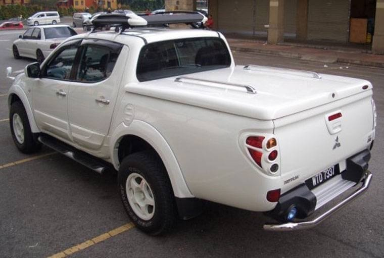 Mitsubishi L200 Top Up Cover Tonneau Lids – Longbed