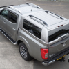 Nissan Navara NP300 Hardtops Glazed Avantgarde Canopy With Central Locking Plus High Security Package
