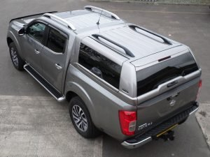 New Nissan Navara Avantgarde Glazed Hardtop With Central Locking