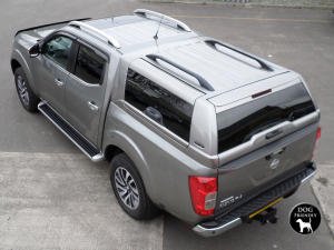 Nissan Navara NP300 Hardtops 2018 Model Avantgarde Glazed Canopy With Central Locking Plus High Security Package