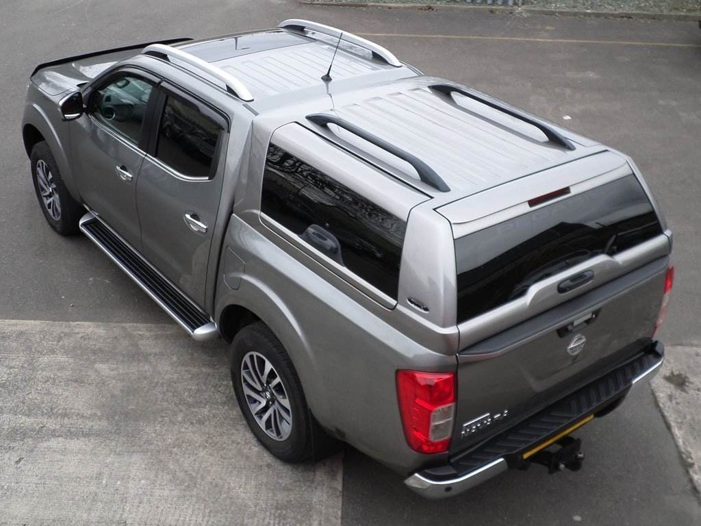 nissan navara np300 hardtops premium canopy with 3 door alarm central locking pet friendly. Black Bedroom Furniture Sets. Home Design Ideas