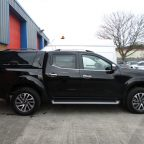 New Nissan Navara NP300 Avantgarde Glazed Hardtop Canopy With Central Locking