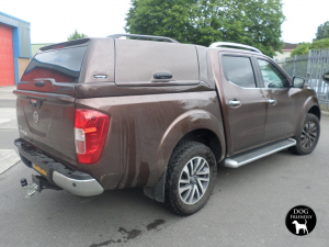 New Nissan Navara Avantgarde Solid Doors Hardtop With Central Locking