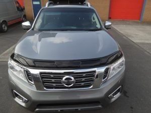 New Nissan Navara Bonnet Guard