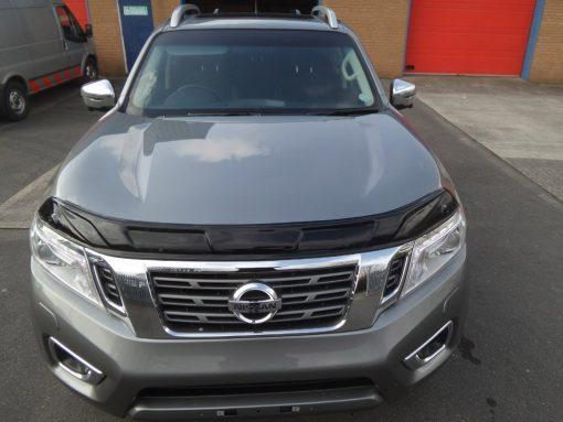 New Nissan Navara Bonnet Guard