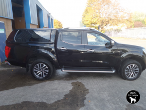 Nissan Navara NP300 Classic Hardtop Canopy With Central Locking