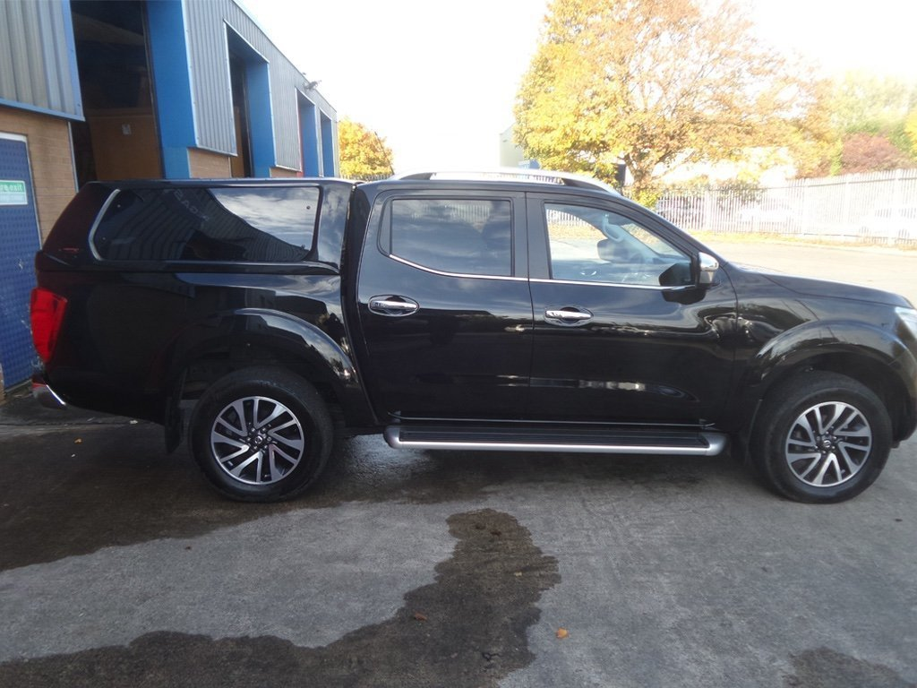 Nissan NP300 Classic Hardtop With Central Locking ... & Nissan NP300 Classic Hardtop With Central Locking - Pegasus 4x4 - UK
